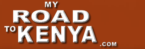 My Road To Kenya